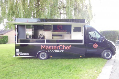 Le MasterChef Food Truck