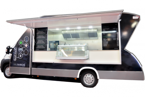 Galerie photos mon food truck for Remorque cuisine mobile